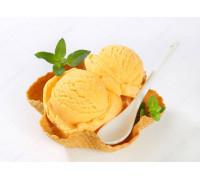 Мороженое банановое