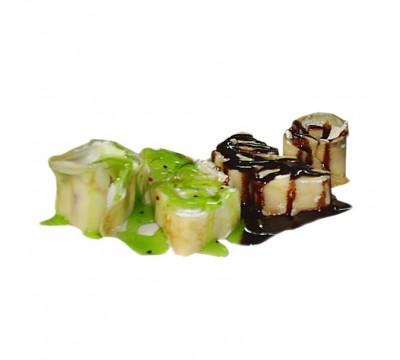 Десертные роллы «Райское наслаждение»