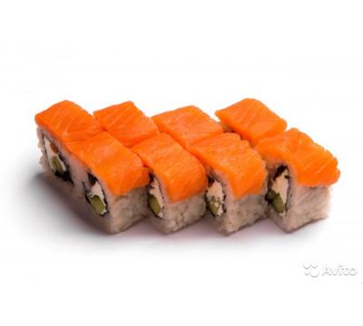 Ролл сливочный лосось